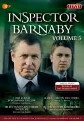 Inspector Barnaby Der Garten Des Todes Dvd Inspector Barnaby Volume 3 Der Garten Des Todes
