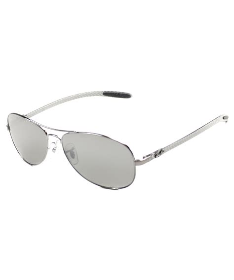 Kacamata Rayban Aviator Carbon Unisex Rayban Aviator Carbon Premium Sp ban carbon fiber cockpit aviator metal sunglasses in