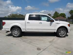 2014 ford f 150 white platinum metallic tri coat 17758961