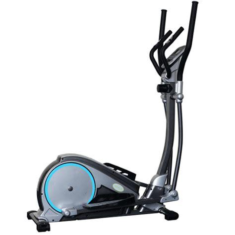 Sepeda Fitnes Statis Elliptical Crosstrainer Tl 600e Total Tl 600 E jual crosstrainer tl 600e total fitness mkf 033