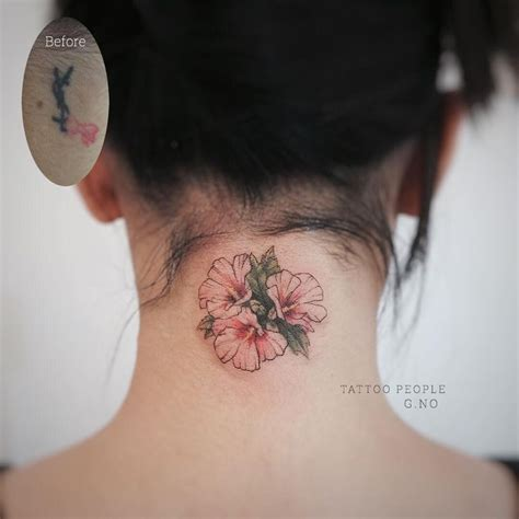 rose of sharon tattoo 111 best tattoos images on small tattoos