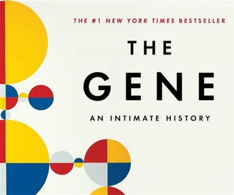The Gene An Intimate History home ark media