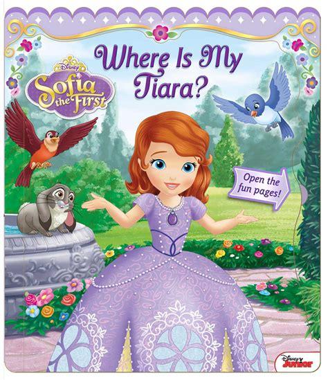 Disney Sofia The First Official Publisher Page Simon Princess Sofia Books