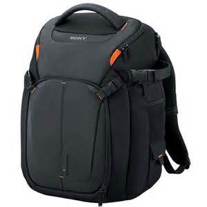 Backpack Bp3 sony lcs bp3 backpack carrying for nex and dslrs