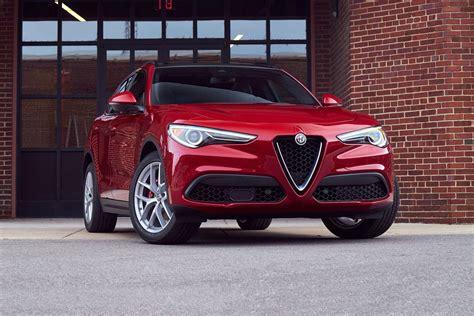 Alfa Romeo Suv by 2018 Alfa Romeo Stelvio Suv Pricing For Sale Edmunds