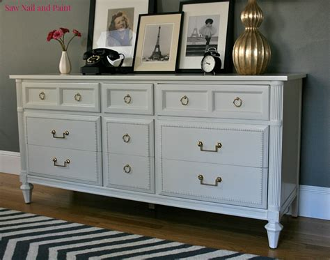 Thomasville Dressers by Antique White Thomasville Dresser Saw Nail And Paint