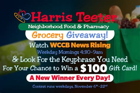 News Channel 5 Grocery Giveaway - win a vip experience including royal makeover at the carolina renaissance festival