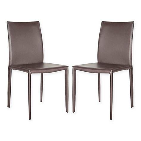 Safavieh Karna Dining Chairs Set Of 2 Bed Bath Beyond Safavieh Karna Dining Chair