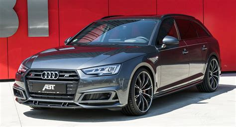 Audi S4 Aftermarket by Customize Your Audi S4 Avant With Abt S New Aftermarket Parts