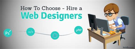 how to decide between hiring an architect or a designer how to choose or hire a web designer inhills web