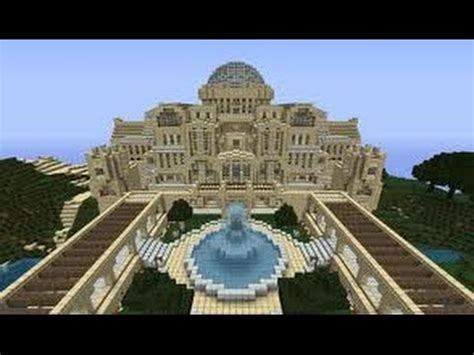 minecraft best house the best minecraft house ever built in 1 7 7 youtube