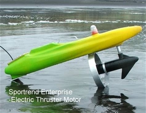 pedal boating in dc 12v 24v electric thruster trolling motor for pedal or