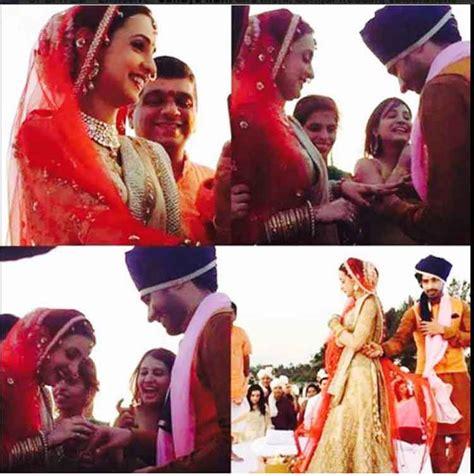 sanaya irani and mohit sehgal wedding inside photos sanaya irani mohit sehgal s wedding