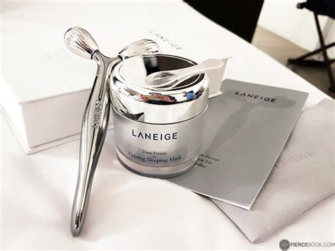 Laneige Time Freeze It Roller ร ว ว laneige time freeze firming sleeping mask ต วช วย