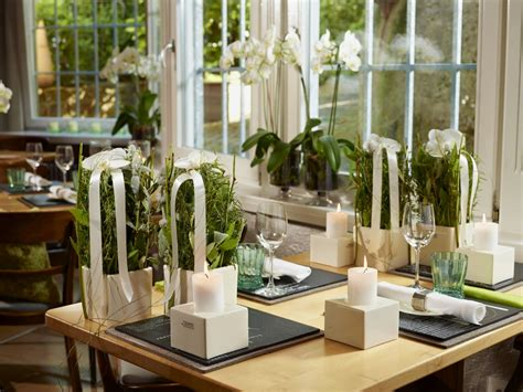 tischdeko weihnachten blooms festliche tischdekoration f 252 r s familienfest tiziano design