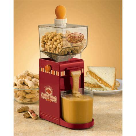 Electric Appliances For Kitchen - nostalgia electrics retro peanut butter maker iwoot