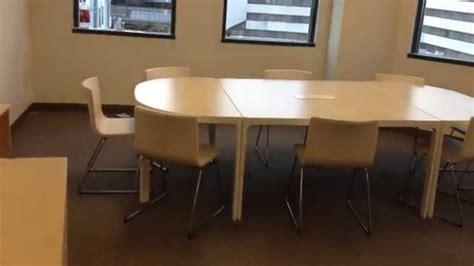 Ikea Conference Table And Chairs Ikea Conference Table And Chairs Ikea Grimle White Dining Conference Table In East Harlem