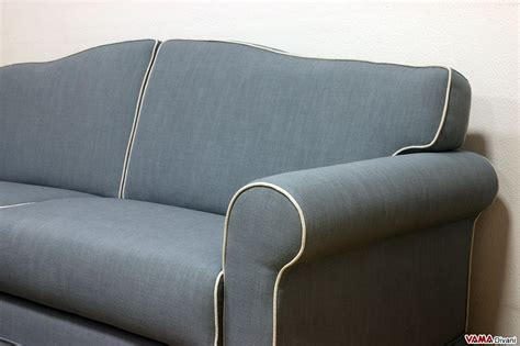 divani 160 cm divano letto matrimoniale classico in tessuto