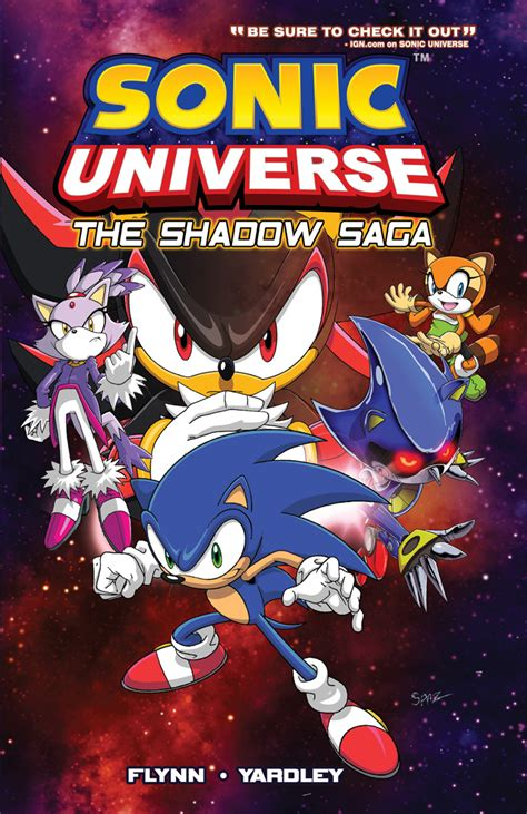 book one in the saga volume 1 books comic book review sonic universe volume 1 the shadow