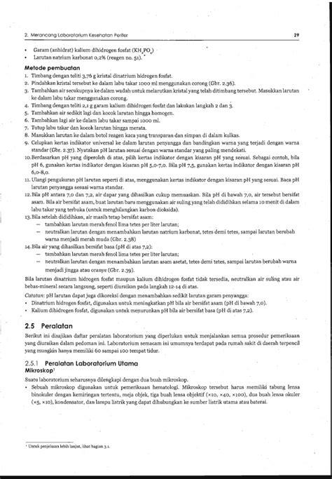 Buku Panduan Pemeriksaan Laboratorium Hematologi Dasar Edisi 2 Gila pedoman teknik dasar laboratorium kesehatan