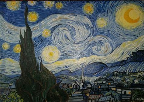 Starry Night Vincent Van Gogh By Elirain On Deviantart Click Starry Vincent