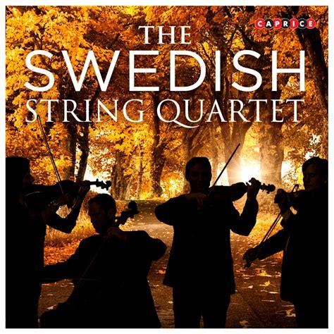 Swedish Records The Swedish String Quartet Caprice Records