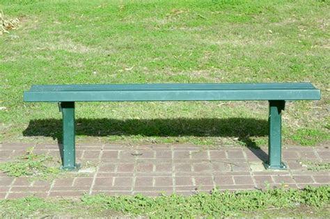 used park bench simple park bench free stock photo public domain pictures
