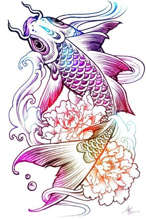 imagenes de zen koi m 225 s de 25 ideas fant 225 sticas sobre tatuaje pez koi en