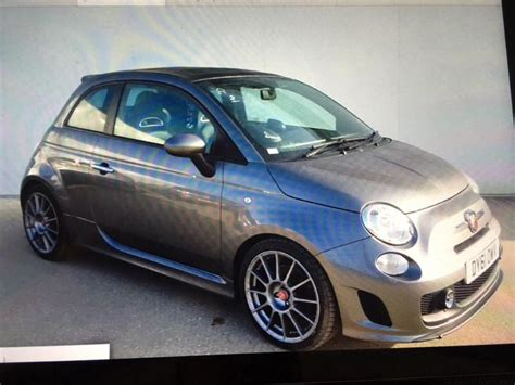 fiat 500c abarth for sale used 2011 fiat 500c 1 4 t jet abarth convertible 2d 1368cc