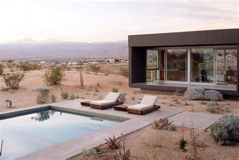 desert house design beautiful homes surrounded by desert and mountains