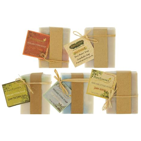 Handmade Shea Butter Soap - handmade shea butter soap the hunger site