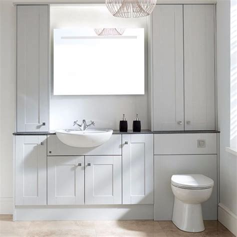 Uk Bathroom Furniture Calypso Chiltern Fitted Bathroom Furniture Tiles Ahead