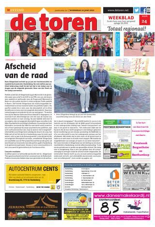 De Toren Week 50 2015 By Weekblad De Toren Issuu by De Toren Week 24 2015 By Weekblad De Toren Issuu