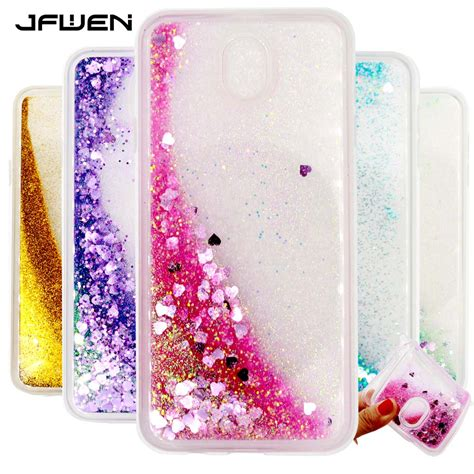 Ribbon Samsung Galaxy J7 2015 Softcase Casing Glitter Ring Cincin jfwen for samsung galaxy j7 2017 silicone transparent soft tpu clear liquid cases for coque
