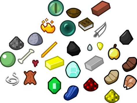 item doodle draw mc items expanded by jluigijohn on deviantart