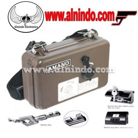 Dijamin Mesin Absensi Security Amano Pr 600 amano pr600 watchman clocks harga jual distributor
