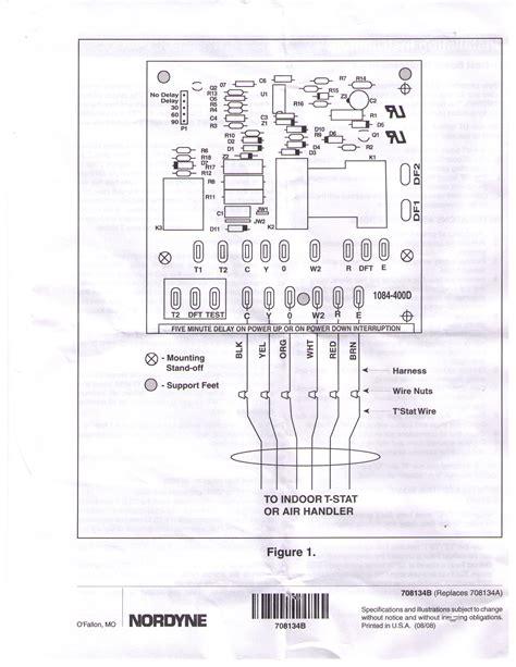 nordyne condenser wiring diagram 32 wiring diagram