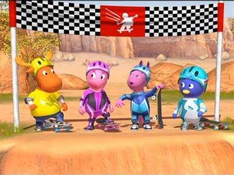 Backyardigans Hulu Quot The Backyardigans Quot The Magic Skateboard Tv Episode Imdb