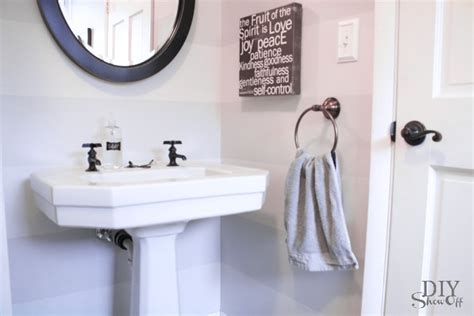 towel ring placement in bathroom lowe s creative ideas archives diy show off diy