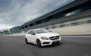 2014 Mercedes A45 Amg Mercedes A45 Amg 2014 Widescreen Car