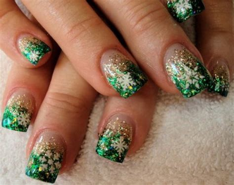 design nail art for christmas christmas holiday nail art designs ideas you ve never
