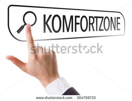 comfort in german broadcasting written search bar on virtual stock photo