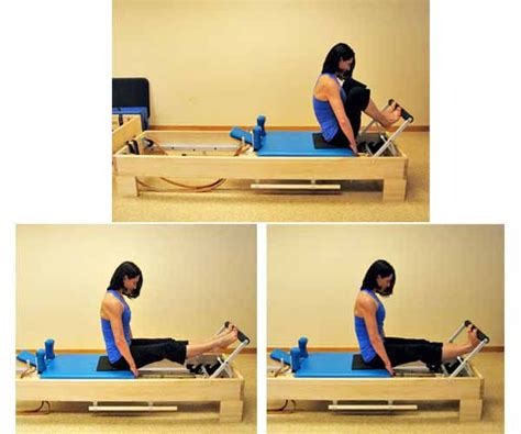 beginner pilates reformer exercises