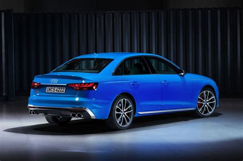 2020 Audi A4 by 2020 Audi A4 Revealed Price Specs And Release Date