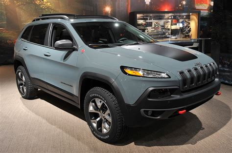 green jeep cherokee 2014 2014 jeep cherokee trailhawk new york 2013 photo gallery