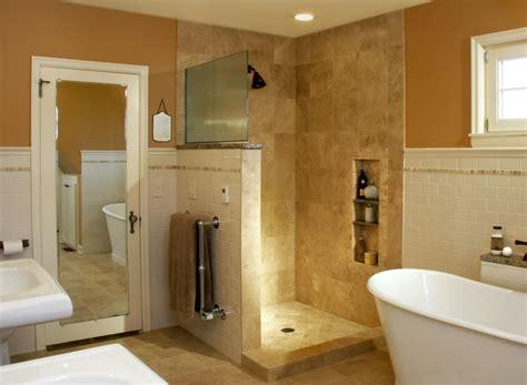 Chic Home Design Llc Brooklyn by Doorless Showers Doorless Walkin Shower Design Luxury