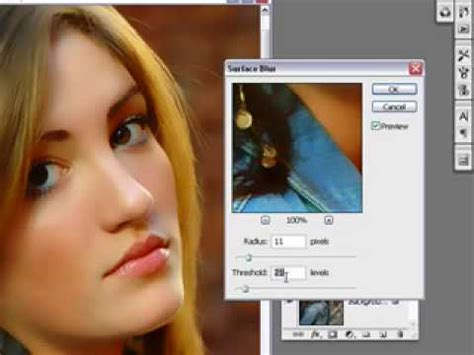 photoshop cs3 oil painting effect tutorial simulate acrylic or oil portrait in photoshop youtube