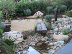 dry river bed native garden crows nest north shore landscapers sydney