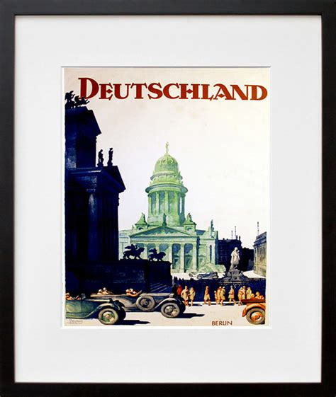 home decor germany germany travel poster german art print home decor zt380