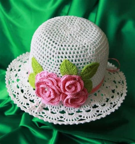 pattern crochet panama hat crochet cloche hats the best free collection